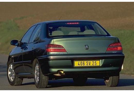 Autkatalgus Peugeot 406 20 Hdi Exclusive 4 Ajts 11016 Le