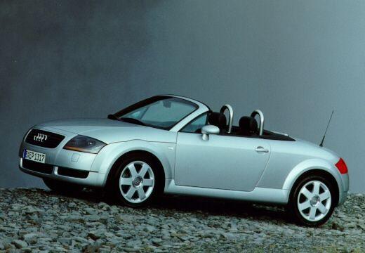 Autkatalgus Audi Tt Roadster 18 T Quattro 2 Ajts 22440 Le