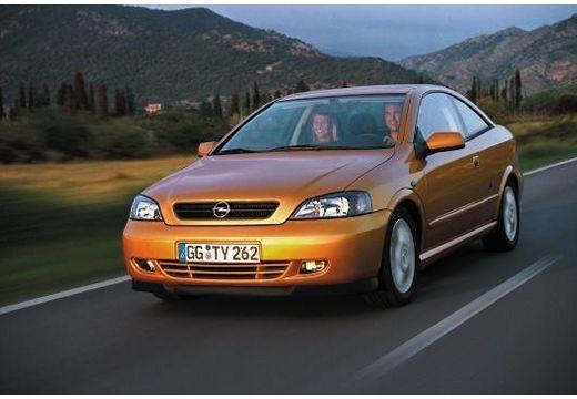 autókatalógus - opel astra coupe 2.2 16v (2 ajtós, 146.88 le) (2000