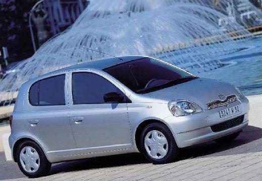 Toyota yaris méretek