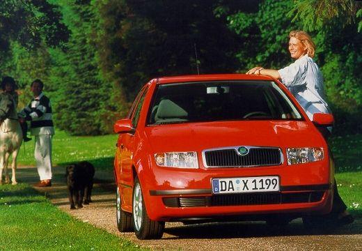 autókatalógus - skoda fabia 1.4 classic (5 ajtós, 59.84 le) (2000-2002)