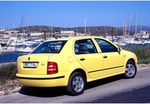 autókatalógus - skoda fabia sedan 1.4 16v classic (4 ajtós, 100.64
