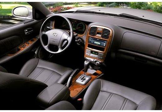 Autókatalógus - HYUNDAI Sonata 2.7 V6 GLS (Automata) (4 ...