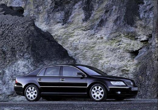 Autkatalgus Volkswagen Phaeton 50 V10 Tdi 4motion 5 Szemlyes