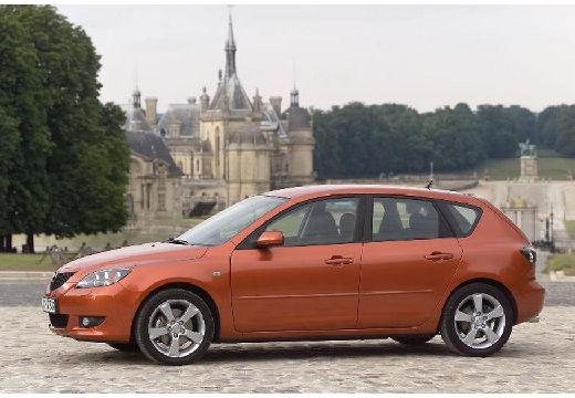 autókatalógus - mazda mazda 3 sport 1.6 tx (5 ajtós, 104.72 le