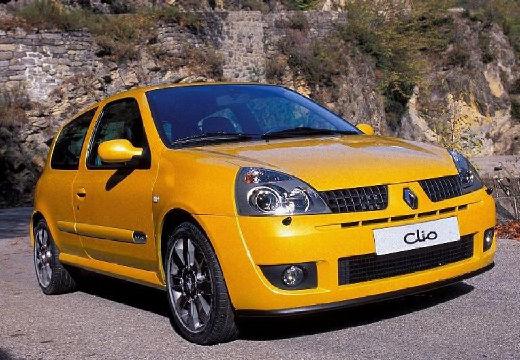 Autokatalogus Renault Clio 3 0 V6 Rs 3 Ajtos 254 32 Le 2004 2006