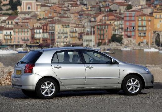 Autókatalógus - TOYOTA Corolla 1 4 Sol (5 ajtós, 96 56 LE