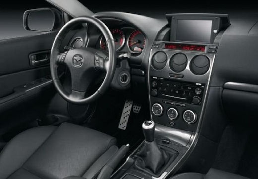 Autókatalógus - MAZDA Mazda 6 MPS 2.3 DISI Turbo AWD (4 ...