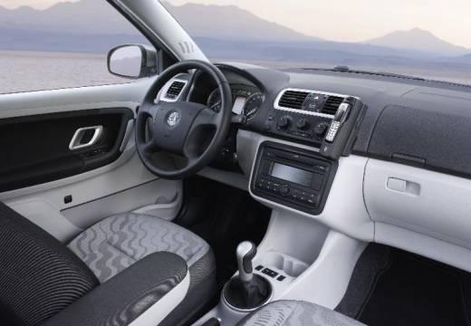 autókatalógus - skoda fabia 1.4 16v ambiente (5 ajtós, 85.68 le