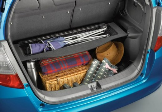 Honda jazz csomagtartó méret