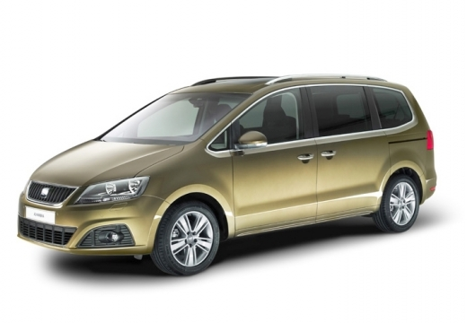 Autkatalgus Seat Alhambra 20 Cr Tdi Style 7 Ls 4x4 5 Ajts