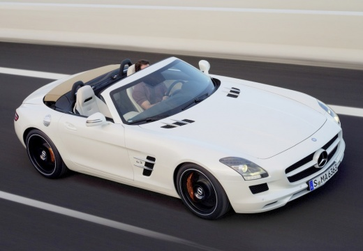 aut katal gus mercedes benz sls amg gt roadster automata 2 ajt s le 2012. Black Bedroom Furniture Sets. Home Design Ideas