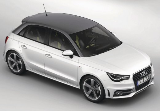 aut katal gus audi a1 sportback 1 4 tfsi ambition 5 ajt s le 2012. Black Bedroom Furniture Sets. Home Design Ideas