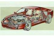 ASTON MARTIN DB7 5.3 V8 Coupe (1996-1999)