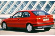 BMW 316i Compact Exclusiv Edition