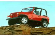 JEEP Wrangler Soft Top 4.0 Sahara (Automata)