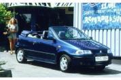 FIAT Punto Cabrio 1.6 90 ELX (1994-1997)