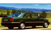 MERCEDES-BENZ C 200 Kompressor Elegance (1996-1997)