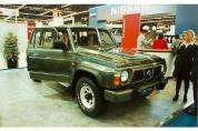 NISSAN Patrol GR 2.8 Turbo D ST (1989-1991)