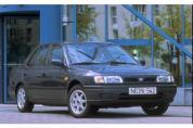 NISSAN Sunny 1.6 SLX (1991-1992)