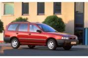NISSAN Sunny Traveller 1.6 California