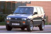NISSAN Terrano II 2.7 TDI SGX (1993-1995)