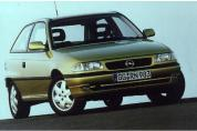 OPEL Astra 1.6 Motion (1996-1998)