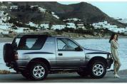 OPEL Frontera 2.5 TDS Sport (1996-1999)