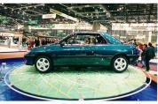 PEUGEOT 306 Cabriolet 2.0 (1994-1997)