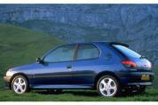 PEUGEOT 306 1.6 XN (1997-1998)