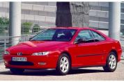 PEUGEOT 406 Coupe HDi Pack (2001-2003)