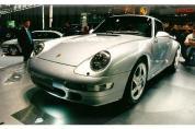 PORSCHE 911 Turbo (1995-1998)