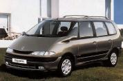 RENAULT Espace 3.0 V6 Aut. (7 sz.) (1998-2000)