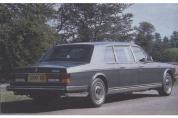 ROLLS-ROYCE RR Touring Limousine (Automata)  (1996-2000)