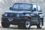 SSANGYONG Family I2.3 DII (RS) (1991-1997)