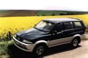 SSANGYONG Musso 2.9 TD (D 0031) (1997-1998)