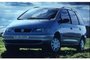SEAT Alhambra 1.9 TDI Grand Via (1999-2000)