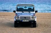 MERCEDES-BENZ G 500 Cabrio (Automata)