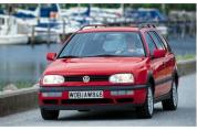 VOLKSWAGEN Golf Variant 1.8 Trendline (1996-1999)