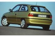 OPEL Astra 1.8 GL (Automata)  (1992-1993)