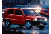 FIAT Panda 750 Van (1991-1992)