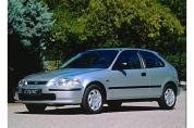 HONDA Civic 1.4i S (1995-1996)