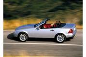 MERCEDES-BENZ SLK 230 Kompressor (1996-1999)