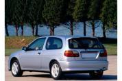 NISSAN Almera 2.0 GTI (1998-2000)