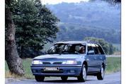 NISSAN Primera Wagon 1.6 SLX P1 (1990-1993)