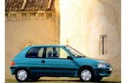 PEUGEOT 106 1.0 Cocktail (1999-2000)