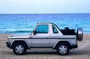 MERCEDES-BENZ G 500 Cabrio (Automata)  (1998-2000)