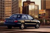 HYUNDAI Accent 1.5 LS Servo+Airbag (1996-1998)