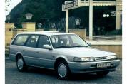 MAZDA 626 2.2i 12V 4WD GLX (1991-1992)