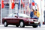 MITSUBISHI Galant 2500 V6 24V 4WD 4WS (1994-1996)